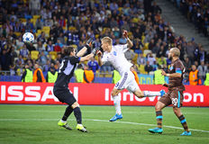 UEFA Champions League game Dynamo Kyiv vs Porto Royalty Free Stock Photography
