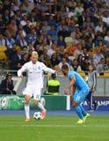 UEFA Champions League game FC Dynamo Kyiv vs Napoli Stock Photos
