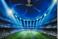 UEFA Champions League Stock Photos