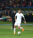 UEFA Champions League: Shakhtar Donetsk v Roma royalty free stock image