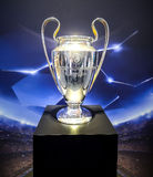 UEFA Champions League Trophy Royalty Free Stock Photos