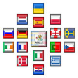 UEFA Championship 2012 Royalty Free Stock Images