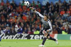 UEFA Euro 2008 - France v. Netherlands Stock Images