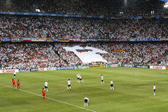 UEFA Euro 2008 - Portugal v. Germany June 19, 2008 Stock Image