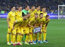 Free UEFA EURO 2020 Qualifying Round: Ukraine - Portugal Stock Images - 161171914