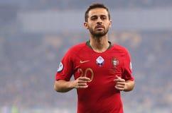 Free UEFA EURO 2020 Qualifying Round: Ukraine - Portugal Royalty Free Stock Image - 161171926