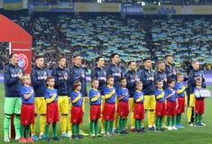 Free UEFA EURO 2020 Qualifying Round: Ukraine - Portugal Stock Image - 161171961