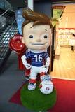 Uefa Euro 2016 Mascot Royalty Free Stock Photo