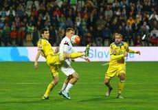 UEFA EURO 2016 Play-off for final: Slovenia v Ukraine Stock Photo