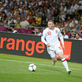 UEFA EURO 2012 Quarter-final game England v Italy Stock Photography