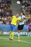 UEFA EURO 2016: Sweden v Belgium Royalty Free Stock Photo