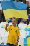 UEFA EURO 2016: Ukraine v Poland Stock Images