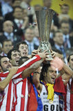 UEFA Europa League Final Bucharest 2012 Stock Photography