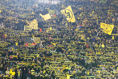UEFA Europa League match between Borussia Dortmund vs PAOK Stock Images