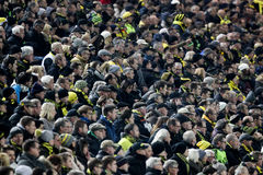 UEFA Europa League match between Borussia Dortmund vs PAOK Stock Photos