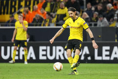 UEFA Europa League match between Borussia Dortmund vs PAOK Stock Photo