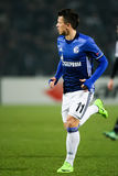 UEFA Europa League match between PAOK vs Schalke played at Toumb Stock Photography
