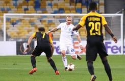 UEFA-Europa-Liga: FC Dynamo Kyiv V Young Boys lizenzfreie stockfotografie
