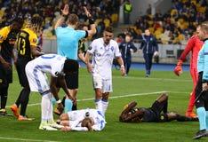 UEFA-Europa-Liga: FC Dynamo Kyiv V Young Boys stockfoto