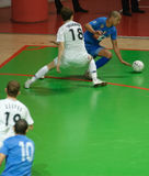 UEFA Futsal Cup 2008-2009 Royalty Free Stock Photography