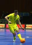 UEFA Futsal Euro 2018 qualifying tournament in Kyiv Royalty Free Stock Photo
