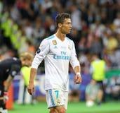UEFA-Meister-Liga-Schluss Real Madrid 2018 V Liverpool lizenzfreie stockfotos