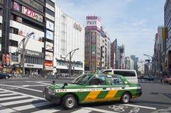 Ueno district Stock Photo