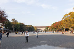 Ueno Park. Royalty Free Stock Photography