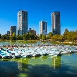 Ueno Park, Tokyo, Japan. Stock Photos