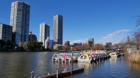 Ueno Park, Tokyo stock photos