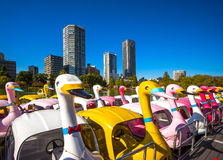 Uenopark, Tokyo, Japan Stock Foto's