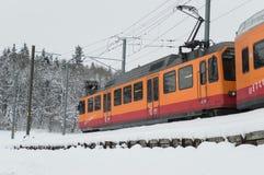 Uetliberg train Royalty Free Stock Photography