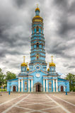 Ufa Church Nativity Blessed Virgin Russia  Siberia Stock Photos