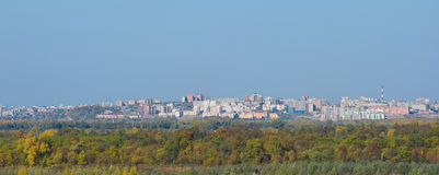 Ufa city Stock Images