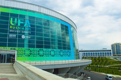 Ufa summits 2015 Stock Photos