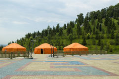 Ufa summits 2015 Royalty Free Stock Photos