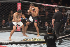 UFC-190 Stock Photography