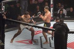 UFC-190 免版税库存照片