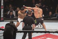 UFC-190 库存照片