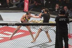 UFC-190 Zdjęcia Royalty Free