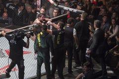 UFC-190 Stock Photo