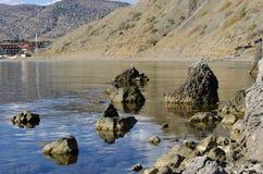 Ufer Stockbild