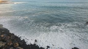 Ufer bei Costa Adeje in Teneriffa 2 Lizenzfreie Stockbilder