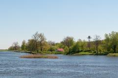 Ufer der Russischen Föderation Stockfotos