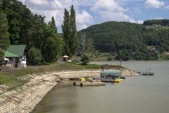 Ufer von See Lizenzfreies Stockbild