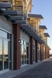 Ufergegend-Gebäude Lizenzfreie Stockfotografie