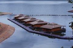 Ufergegendhaus Stockbilder