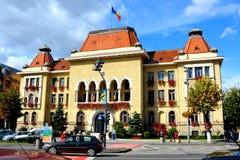 Uffici della contea di Targu Mures Immagine Stock Libera da Diritti