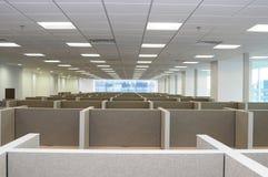 Uffici in una riga. Fotografie Stock Libere da Diritti
