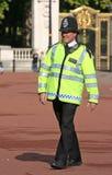 Ufficiale di polizia britannico Immagine Stock